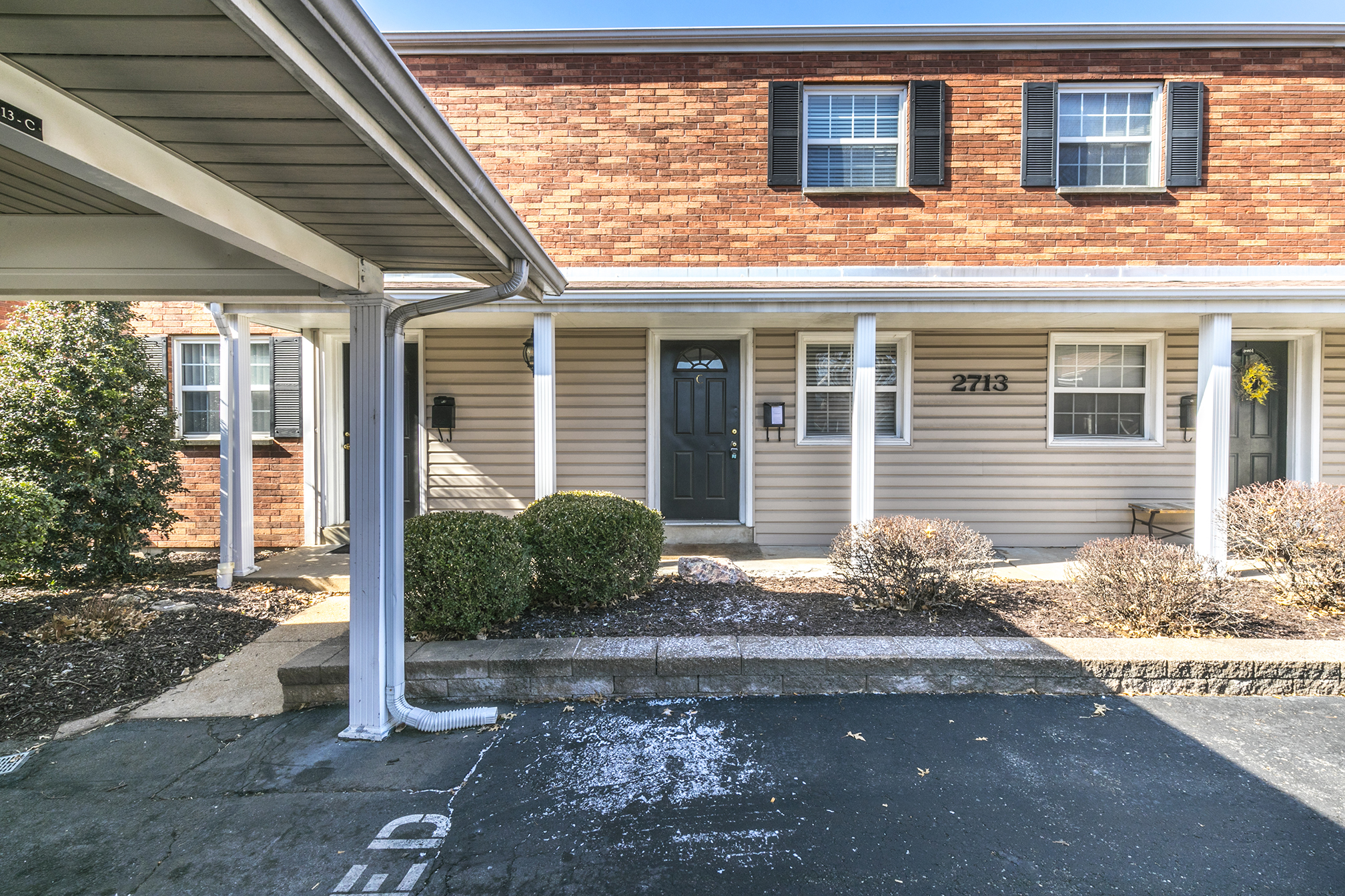 Maplewood – 2 bdrm/1.5 ba Townhome 2713 Laclede Station Rd #C 63143