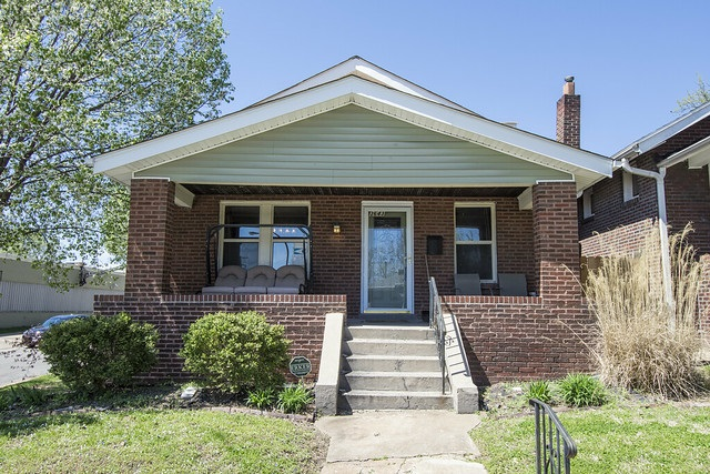 3643 Holt Ave St Louis MO 63116 – Tower Grove South Bungalow