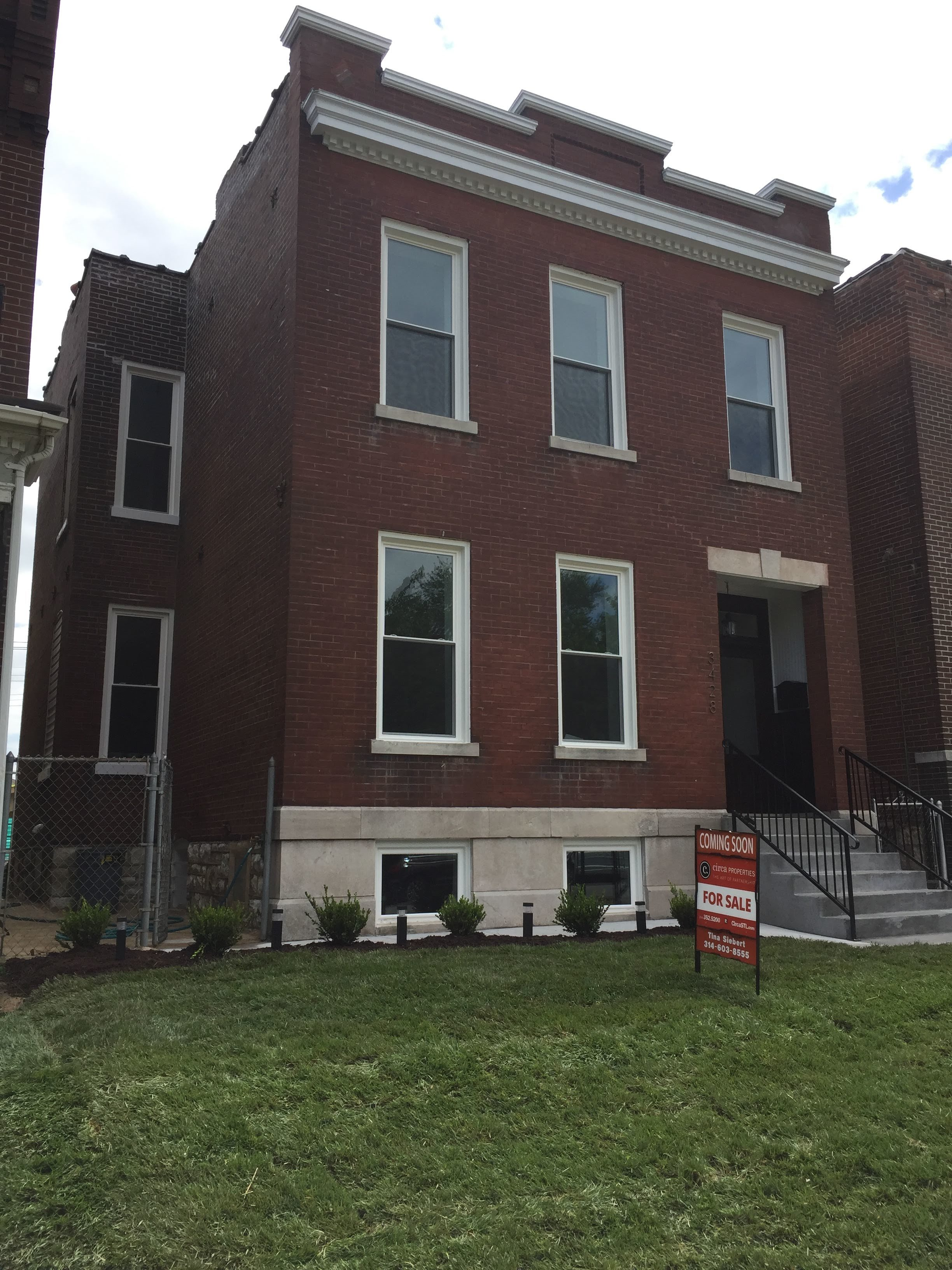 3428 Mckean Ave St Louis MO 63118 – 3 bdrms/2 ba completely renovated