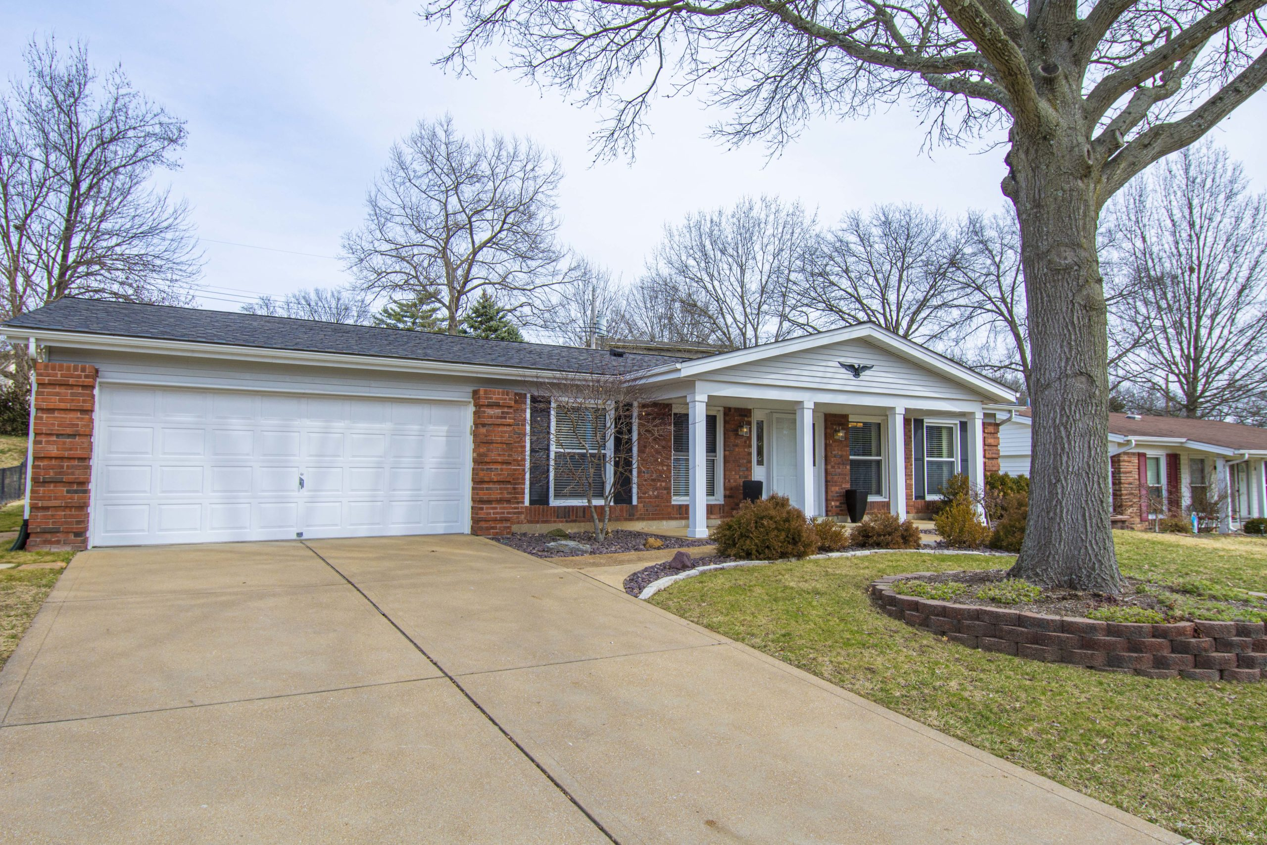4817 Bankfield Court St Louis MO 63128 / Towne South Subdivision