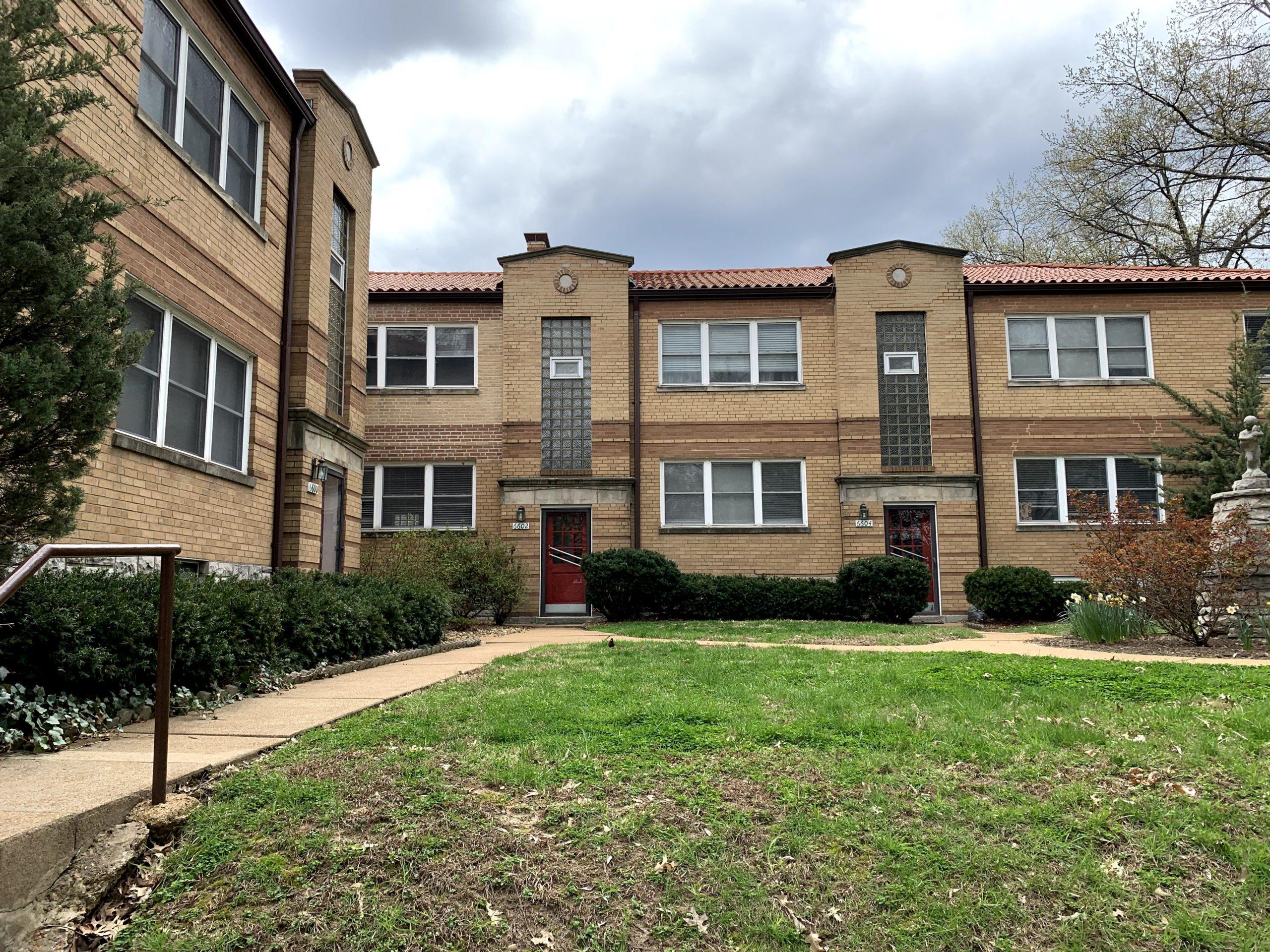 6600 Devonshire #6 St Louis MO 63109 / St Louis Hills Condo